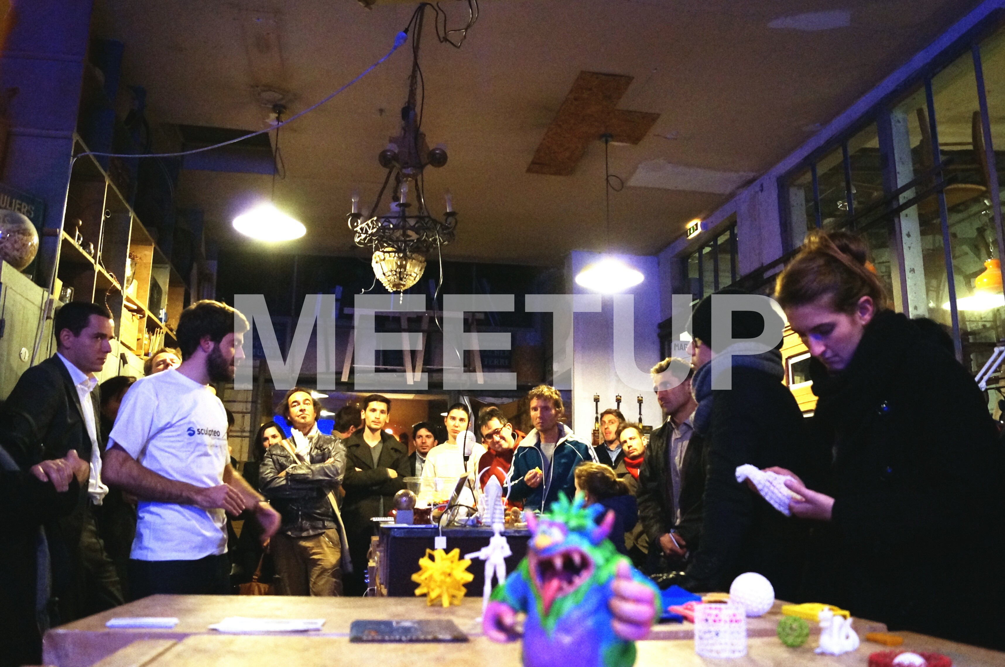 New Meetup: 3D Printing & Hardware (from Prototyping to Producing)