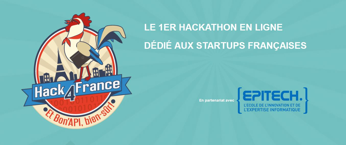Support Sculpteo in its Hack4France run