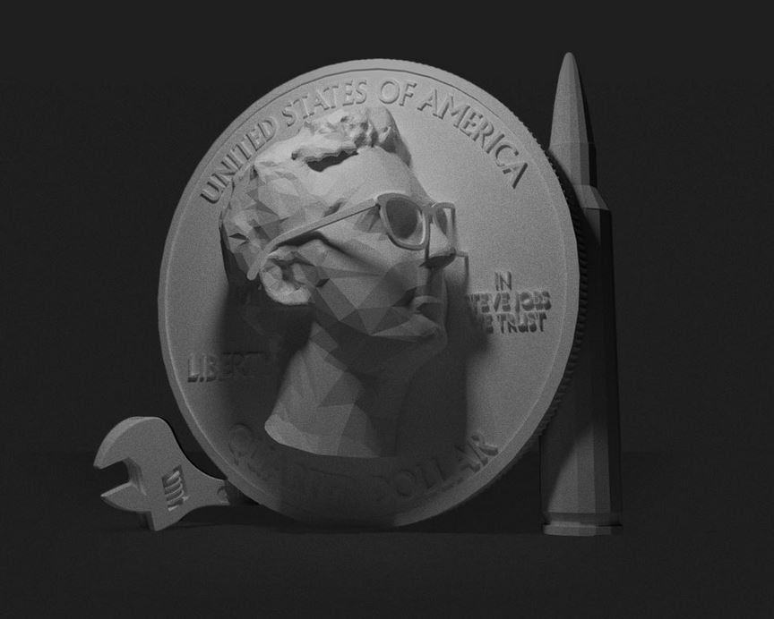 Print the Legend: the first documentary on 3D Printing