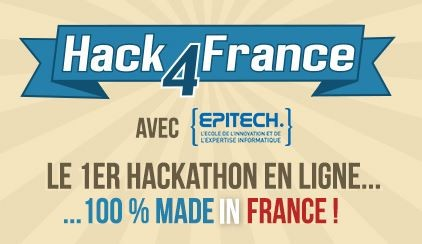 Hack4France : imagine a new service with Sculpteo's API and win a trip to San Francisco!