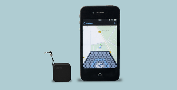 Never Lose Your Keys with BlueBee & Sculpteo 3D printing