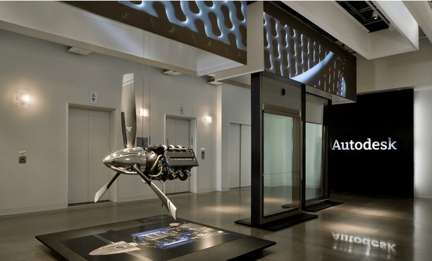 Sale on Honey Point 3D Classes @ Autodesk Gallery