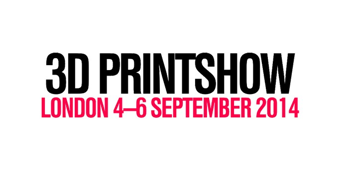 Come meet us at the 3D Print Show London