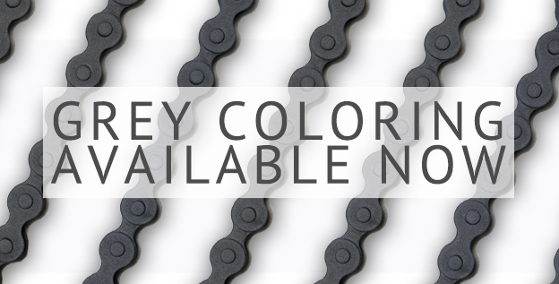 New Coloring for Plastic - Grey