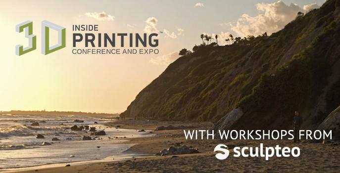 Material Workshop at Inside 3D Printing Santa Clara