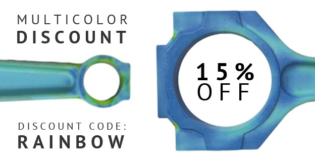 Discount on Multicolor Prints!