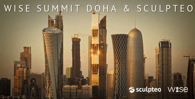 Sculpteo at the WISE Summit Doha