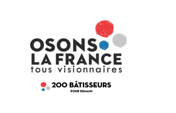 Meet us at Osons la France