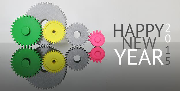 We wish you the best for 2015 !
