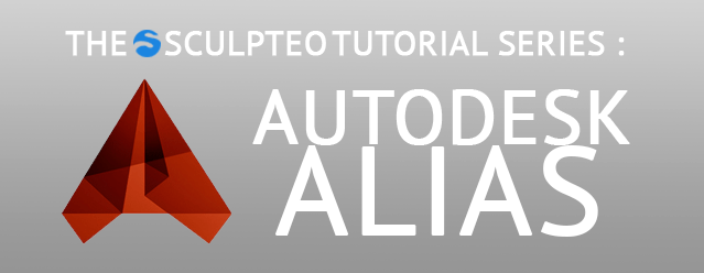 Autodesk Alias – The 3D Design Tutorial