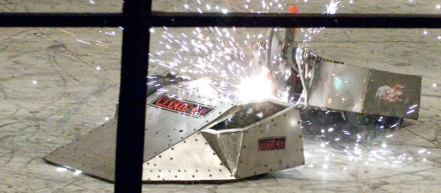 Robogames 2015 featuring prizes from Sculpteo!