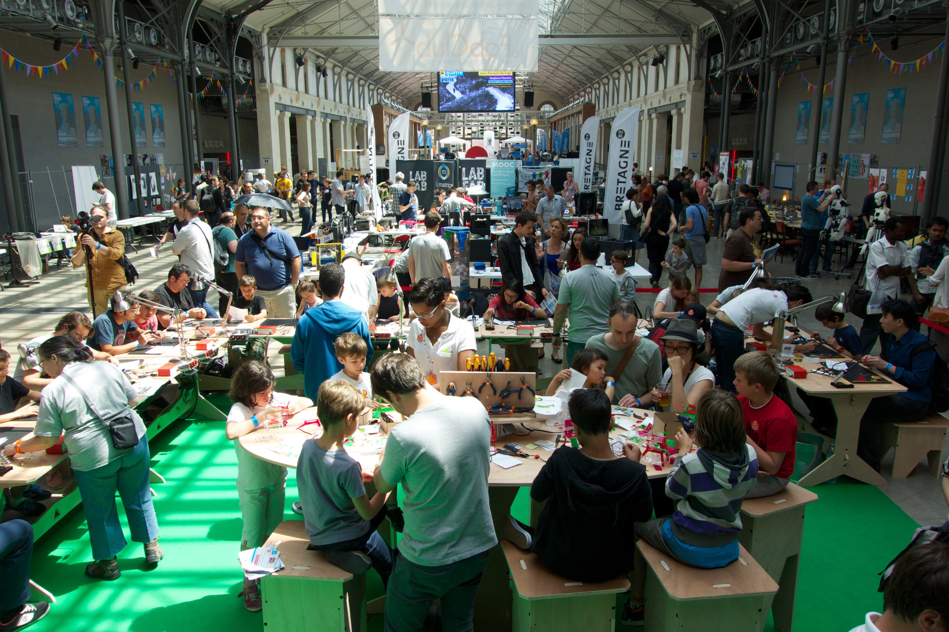 Sculpteo at the Maker Faire Paris 2015: Meet Us There