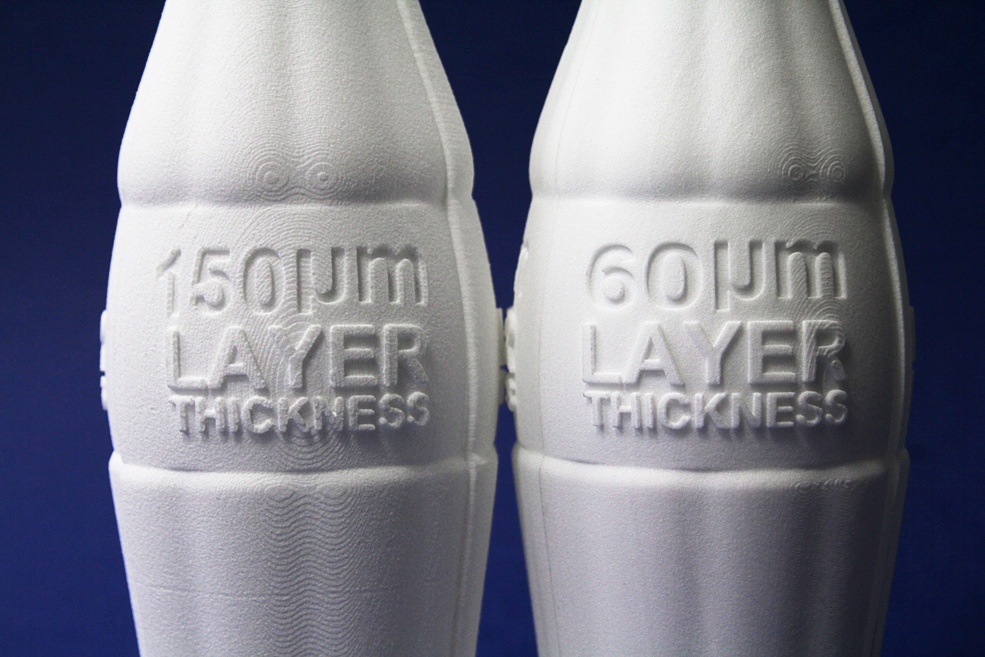 Understanding our 60µm layer thickness printing setting