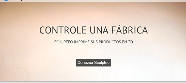 Sculpteo is now available in Spanish: bienvenido a sculpteo.com/es
