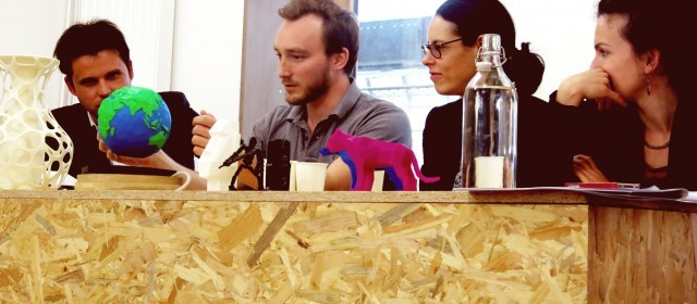Intellectual property and 3D printing: the meetup video now online!