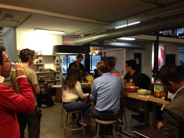3D printing and Robotics' Topic for San Fransisco Meetup.