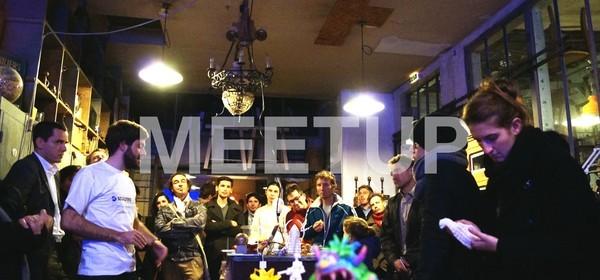 First Summer Meetup in San Francisco: Let's Talk Robotics