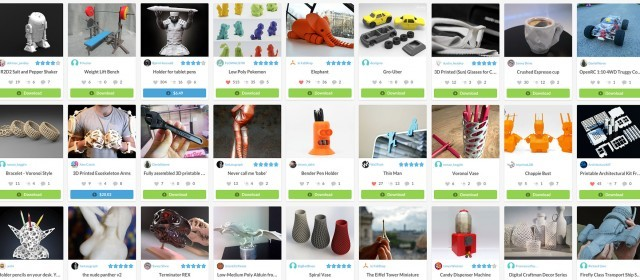 Looking for the best 3D printing marketplace ?
