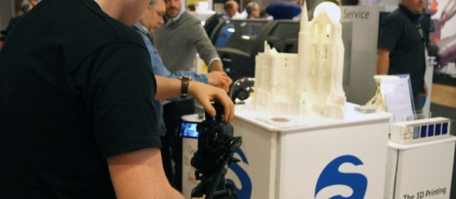 Come see us at 3D Printshow California 2015!