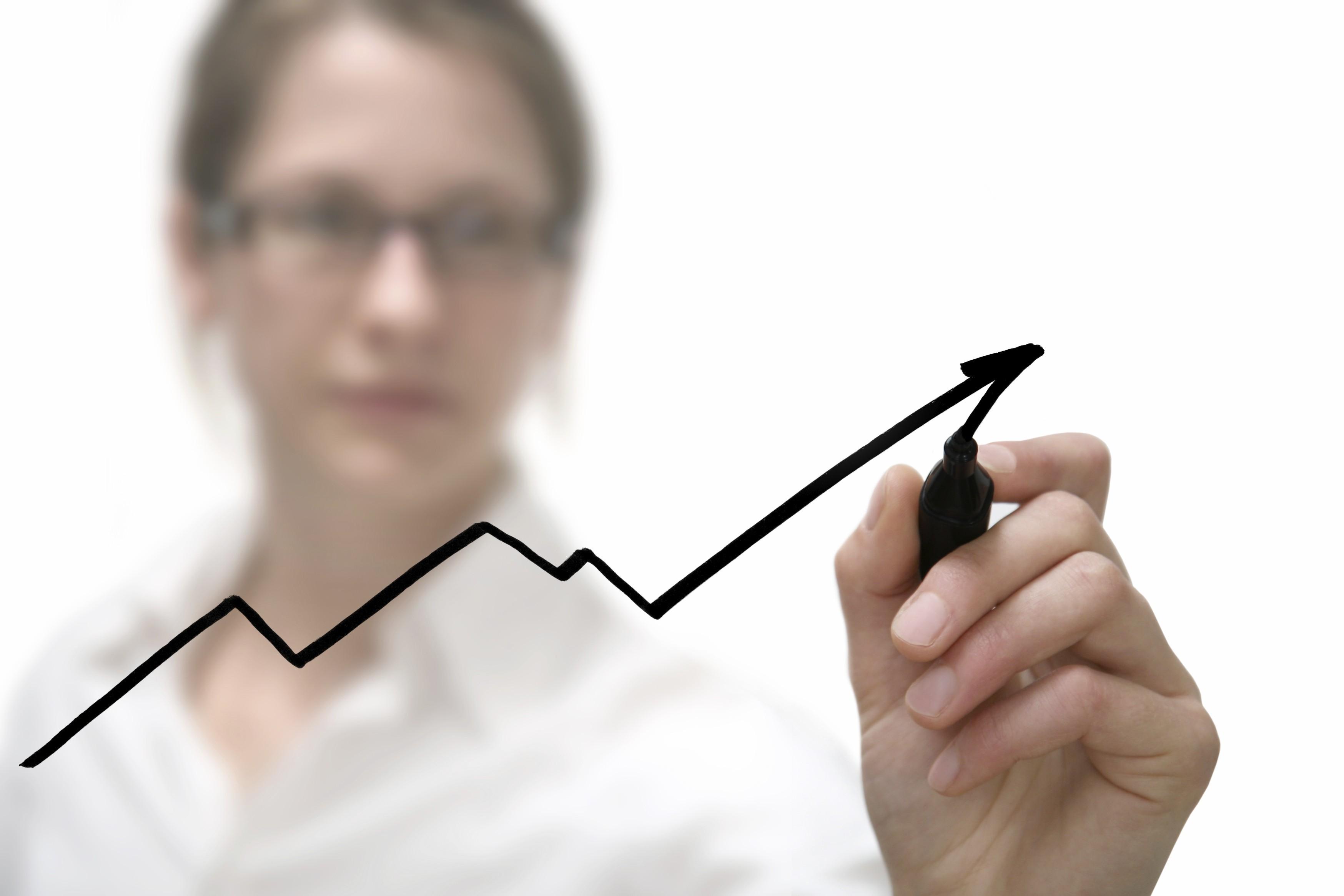 Business-Success-Woman mass customization