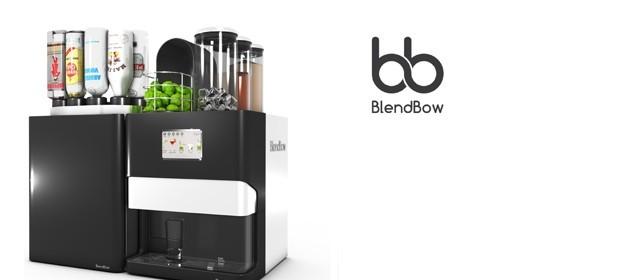 Sculpteo Success Story: BlendBow, appréciez votre cocktail.