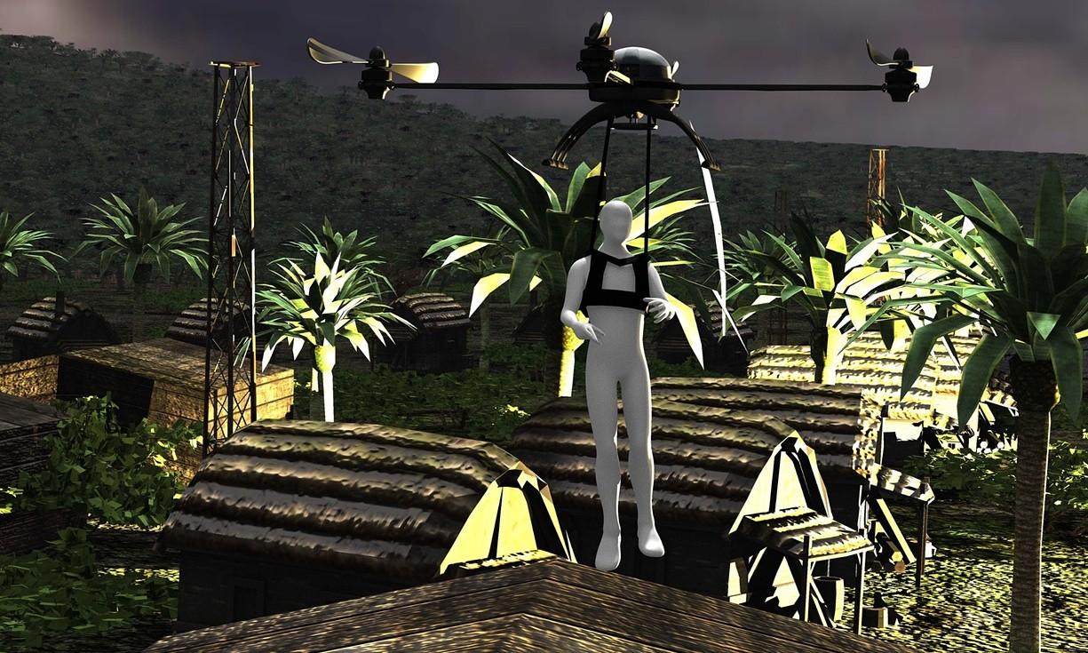 L'impression 3D et les drones, la parfaite alliance