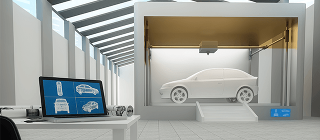 3D Printing transforms the Automotive Industry
