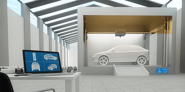 Automotive industry is impacted by additive manufacturing