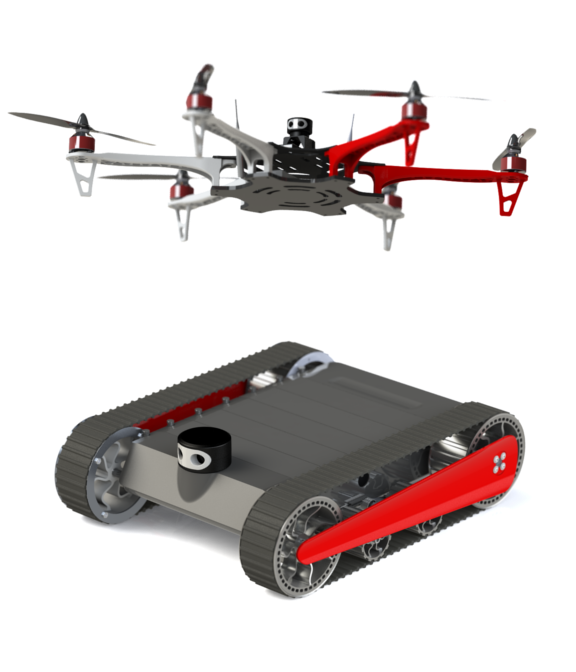 3D printed scanner LiDAR enhances robotic industry