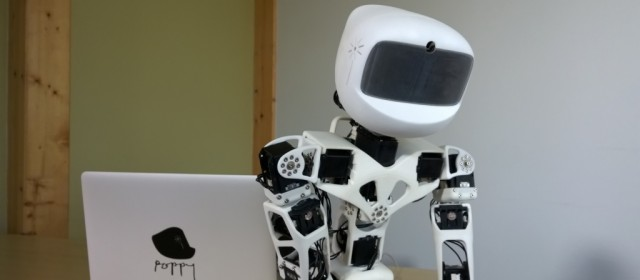 Building Robots with 3D Printing