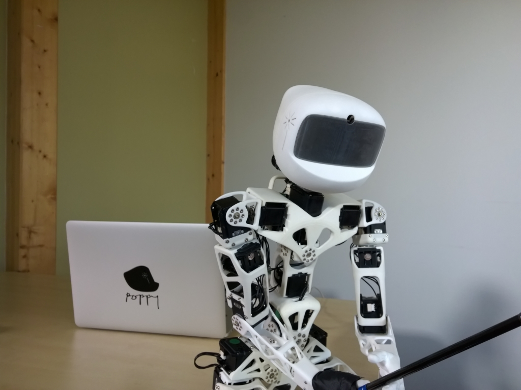 Building robots with 3D printing is now possible