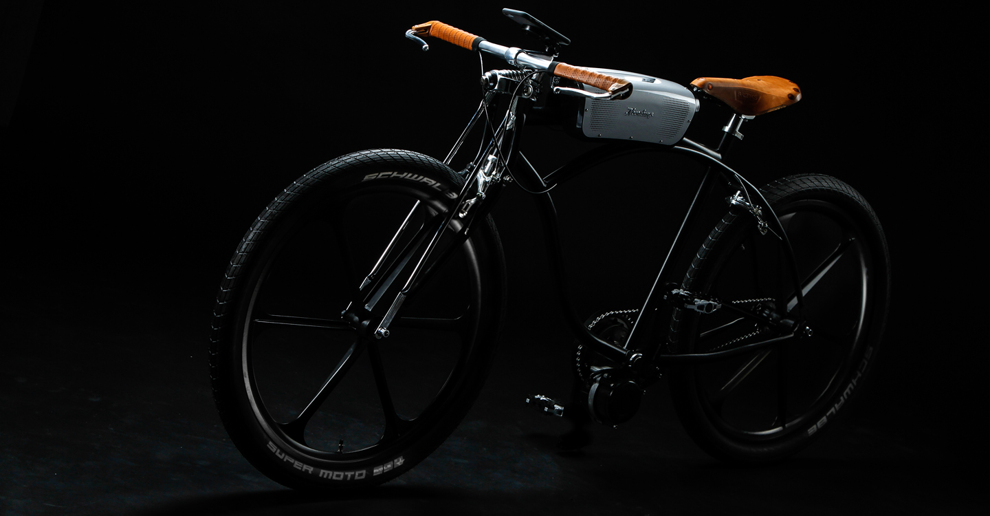Noordung's Electric Bike Project Uses 3D Print for Prototyping