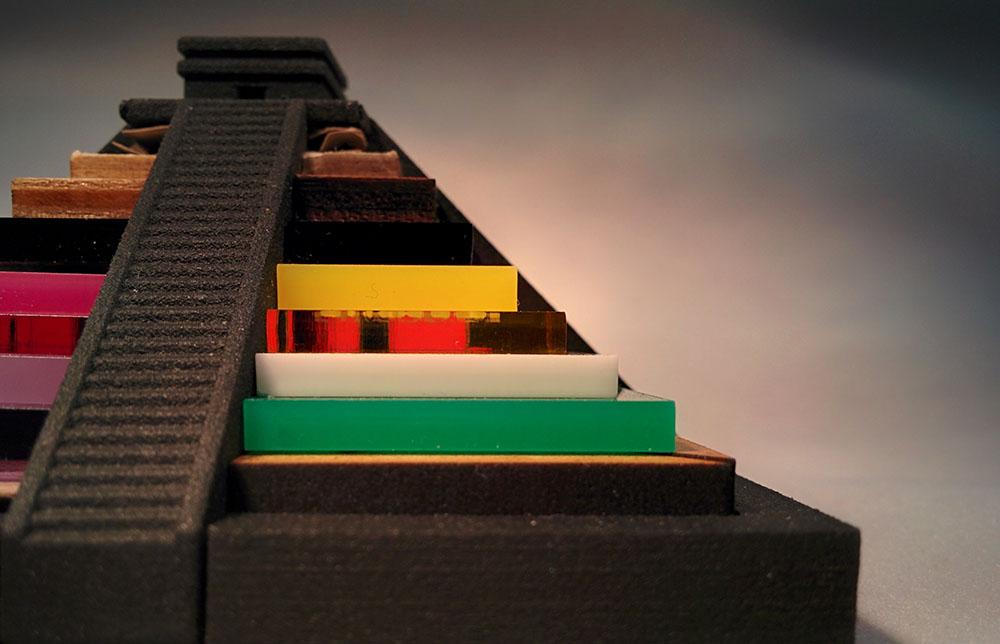 Win a beautiful laser cut Maya Pyramid Model