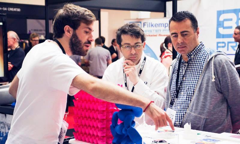Salon d'affaires de l'Impression 3D : RDV au 3D PrintLyon !