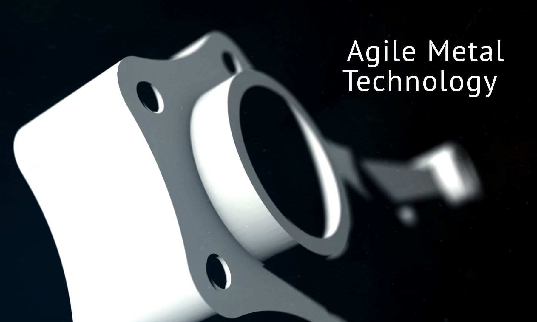 Metal 3D Printing | The new smart AI, Agile Metal Technology !