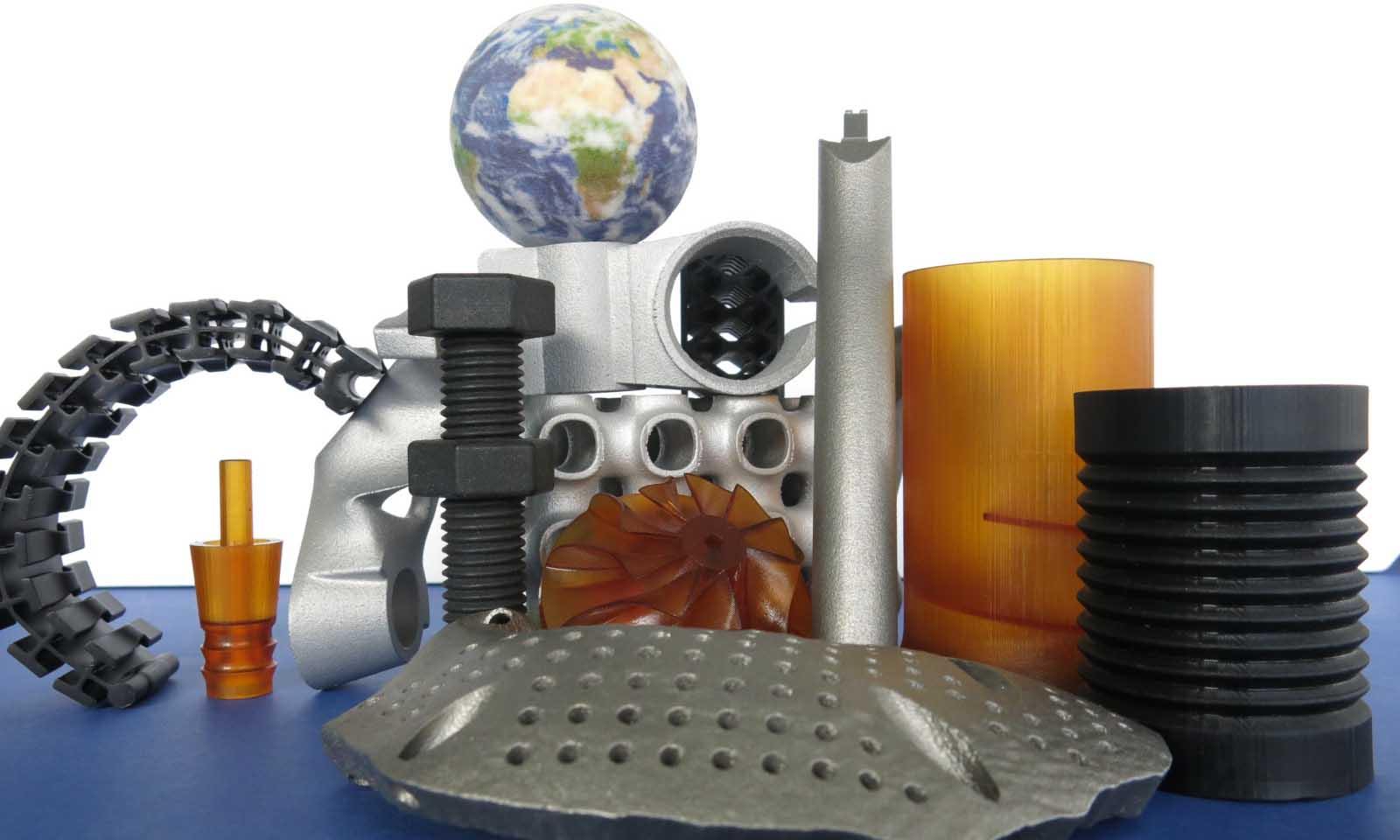 3D Printing materials: Properties and Material Simulation
