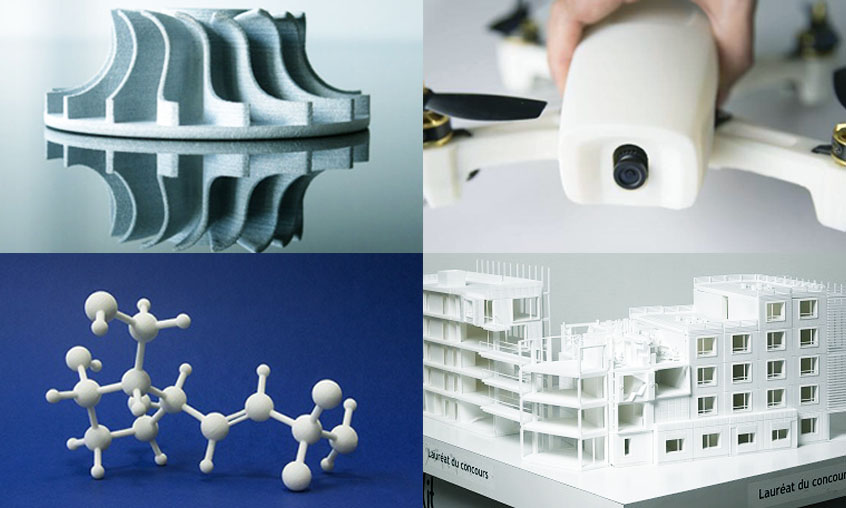 Our guide Industrial applications of 3D printing