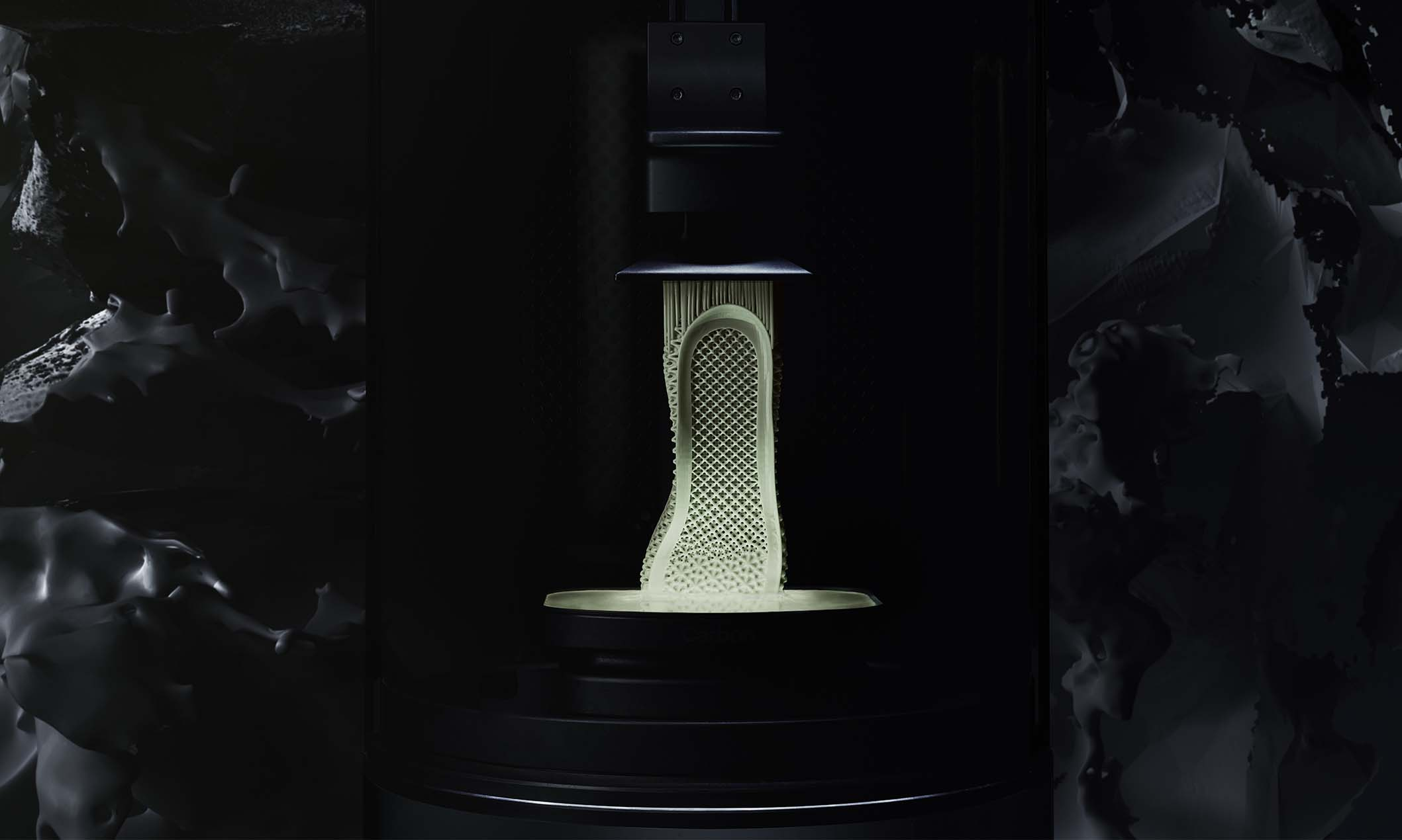Collaboration Carbon-adidas: 3D Printed Mass-Produced Shoe