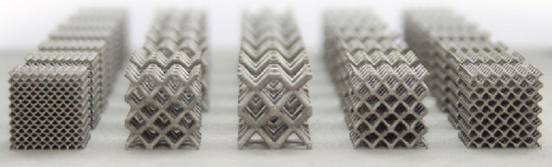 Lattice design Shapes