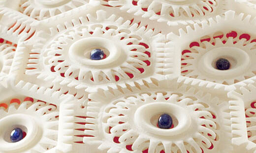 Strengthen your 3D Printed Parts: Jigsaw Structures