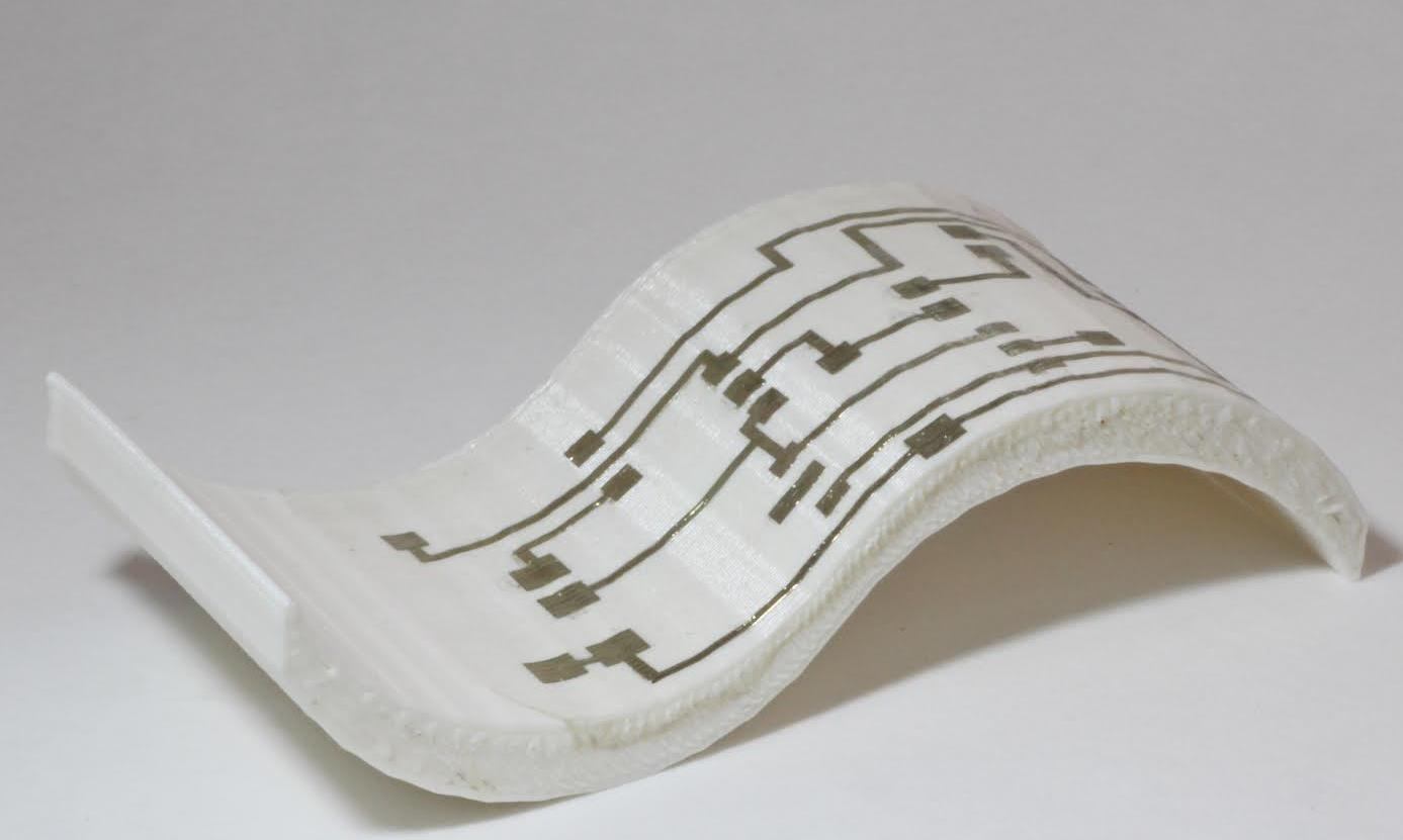 Hydroprinting, a Breakthrough Innovation to Print Conductive Patterns.