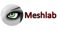 Meshlab, software for 3D modeling