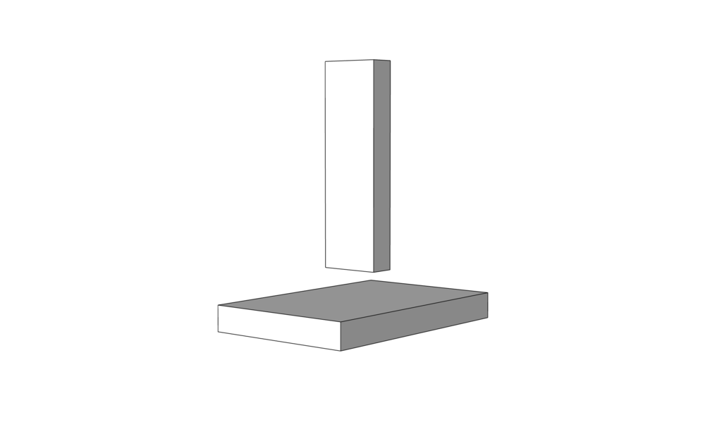 3D modeling rectangles