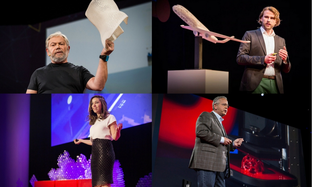The 9 Must-See TED Talks about 3D Printing