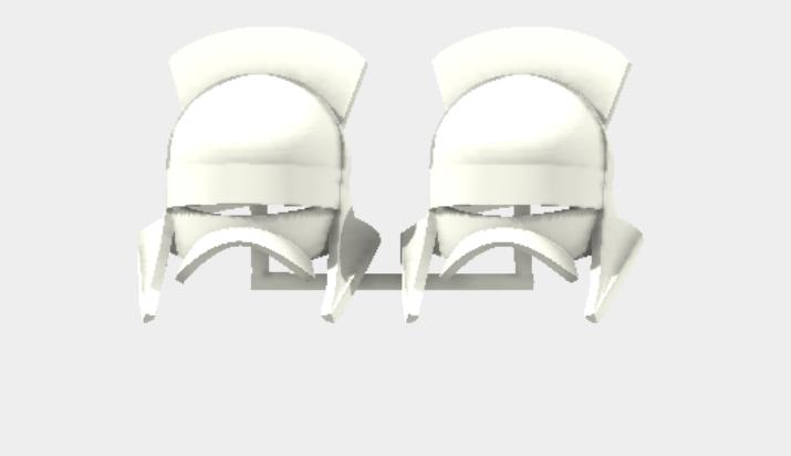 3D model helmets