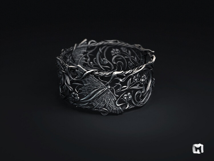 3d modeling software jewelry zbrush