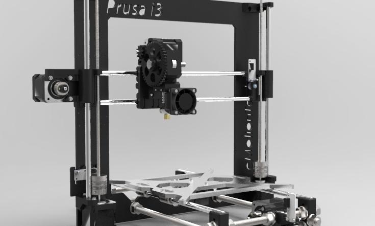 Peut-on imprimer en 3D une imprimante 3D ?