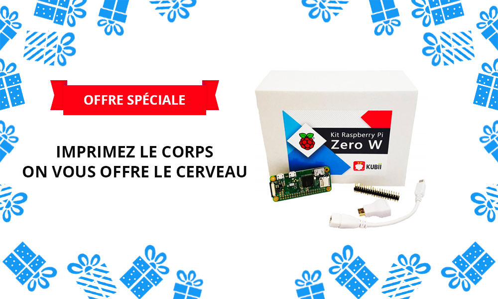 Offre spéciale de Noël : Obtenez un Raspberry Pi gratuit !