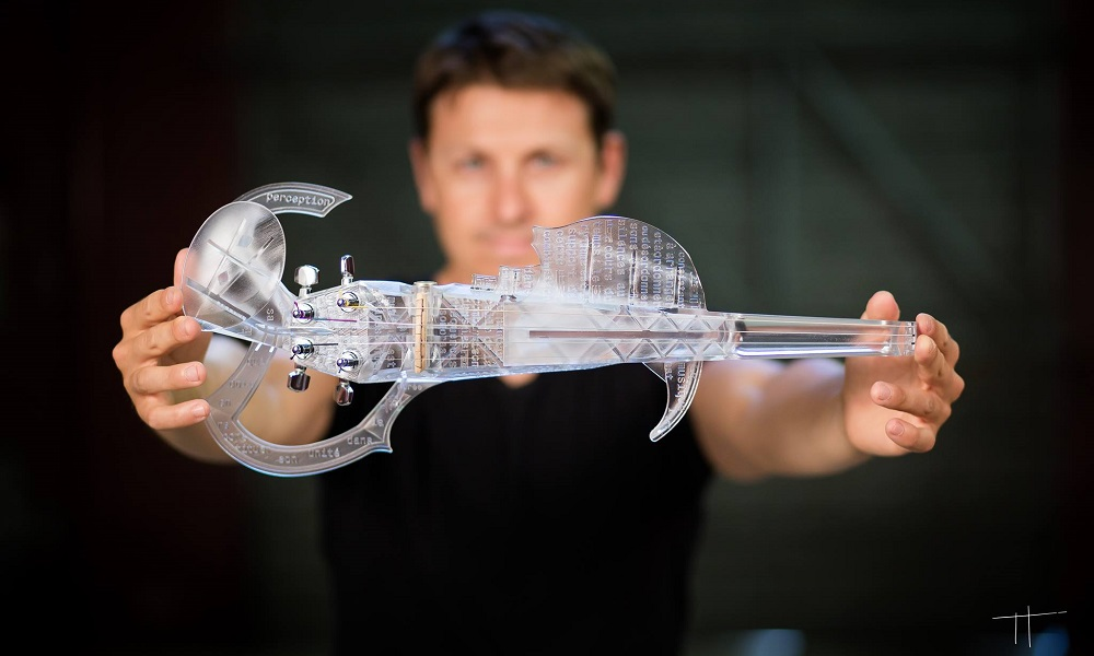 3D printed instruments: Pushing the boundaries of technology