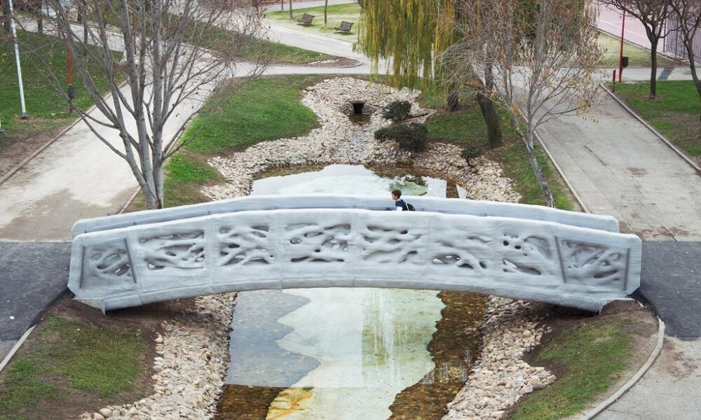 3D printed bridge: The most impressive structures!